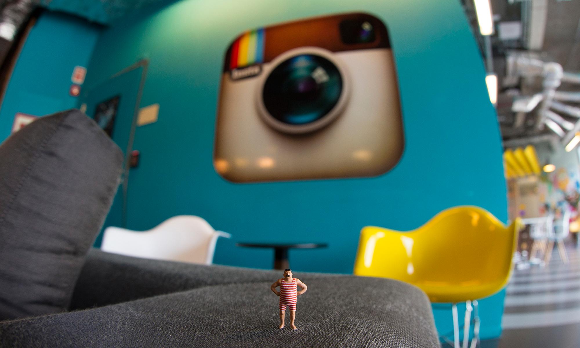 Visita ao QG do Facebook e Instagram no Brasil