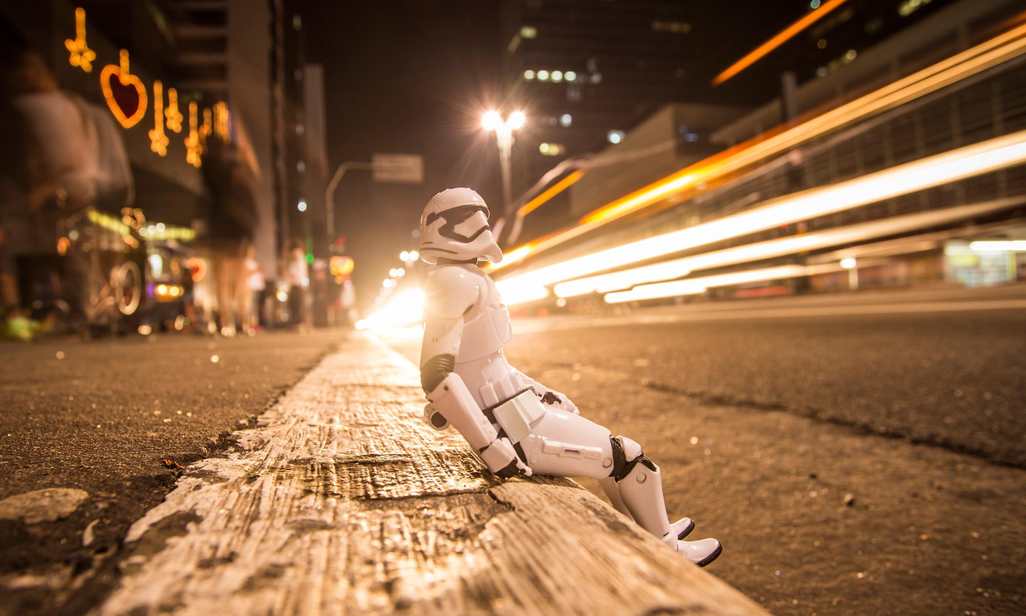 Criação de imagens | Star Wars